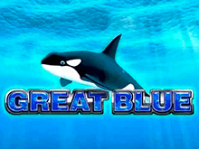 В казино онлайн Great Blue